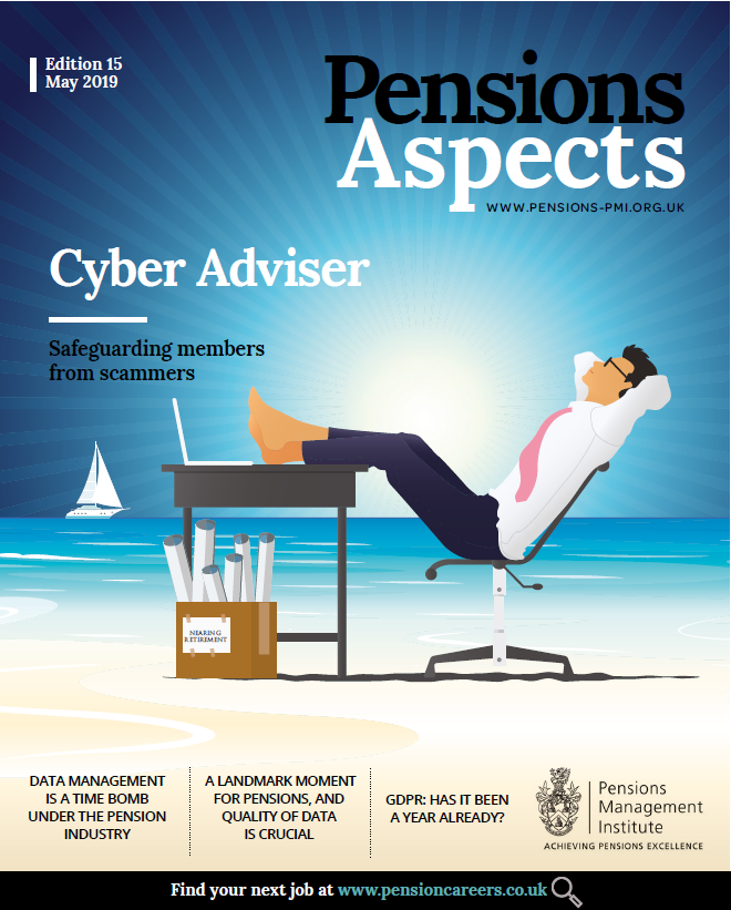 Pensions Aspects May 2019