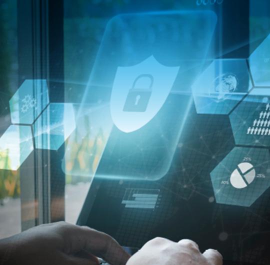 Cyber security: lock it down