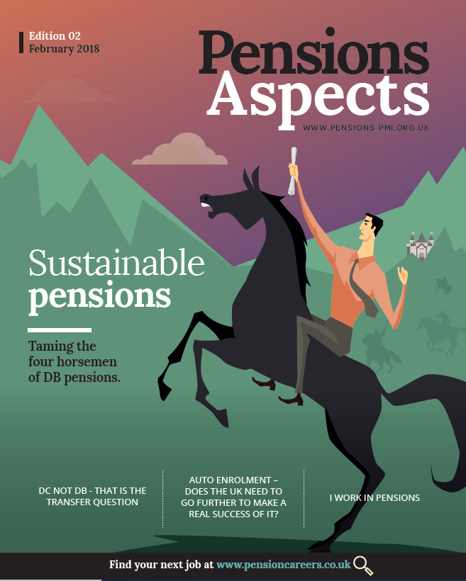 Pensions Aspects February 2018