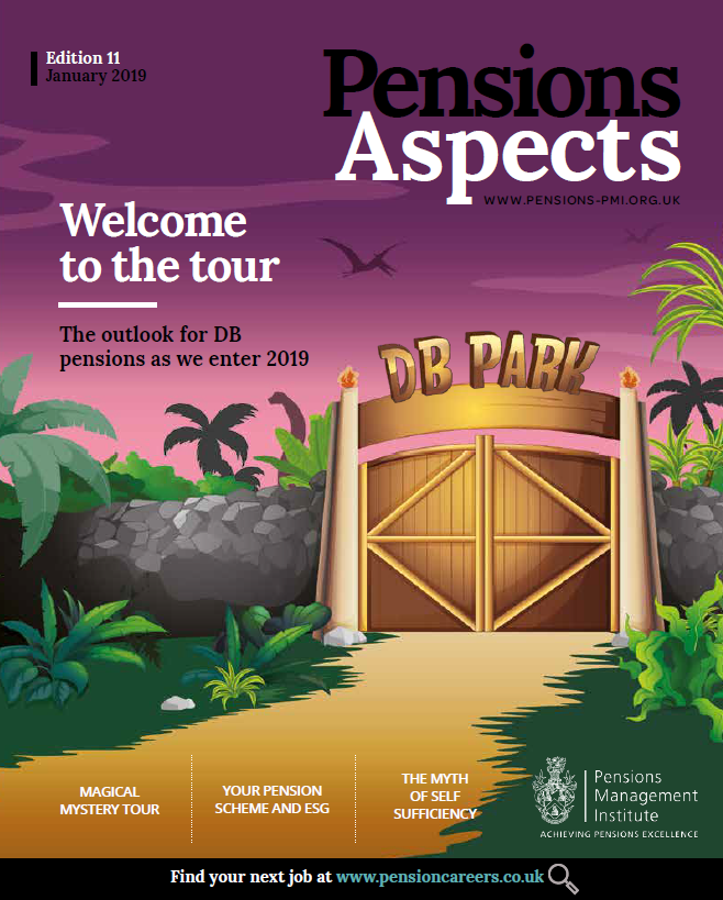 Pensions Aspects January 2019