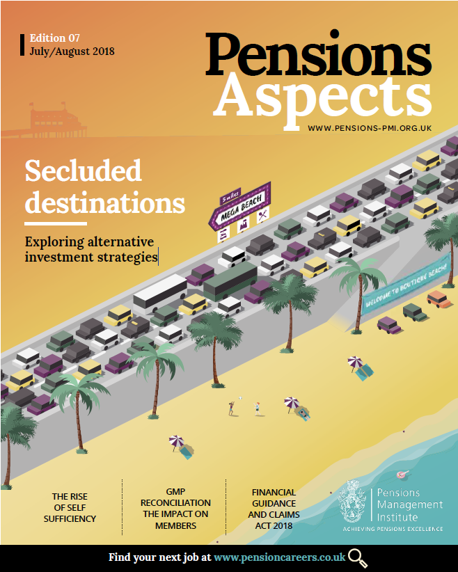 Pensions Aspects July/August 2018