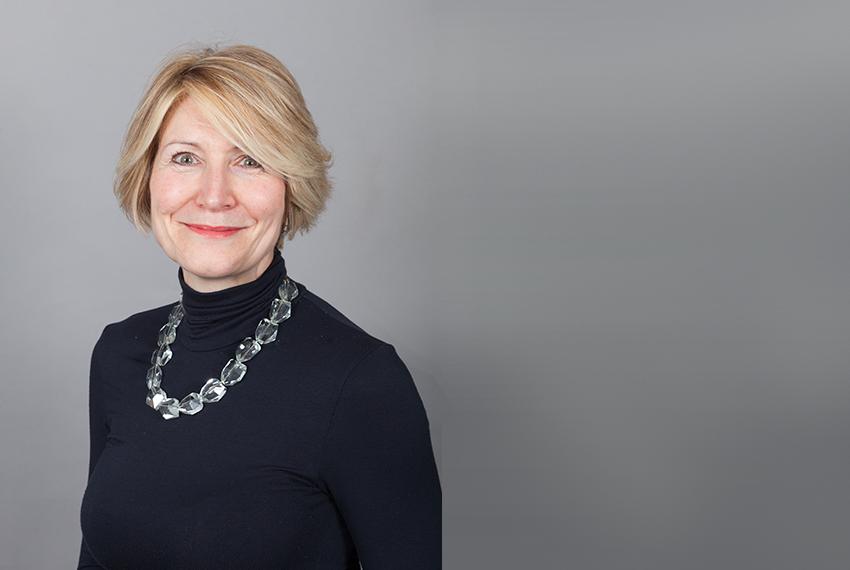 Lesley Alexander elected President