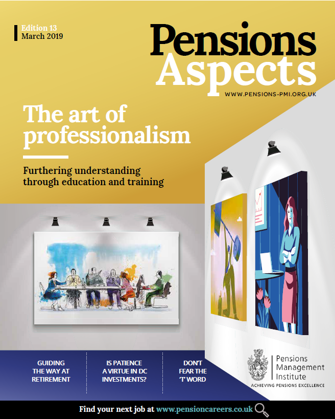 Pensions Aspects March 2019