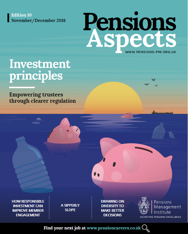 Pensions Aspects November/December 2018